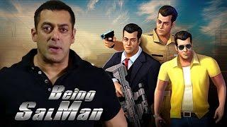 Salman Khan LAUNCH Being SalMan Official GAME