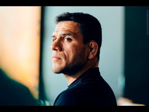 UFC Fight Night 90: Rafael dos Anjos Media Lunch Scrum