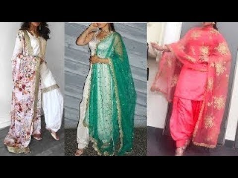 Top 15 Beautiful Suit Designs || Punjabi Suit Ideas || Latest Punjabi Suit Designs