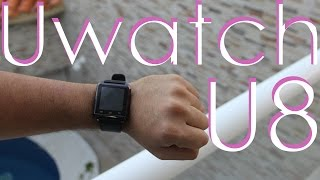 UWatch U8!-Review En Español