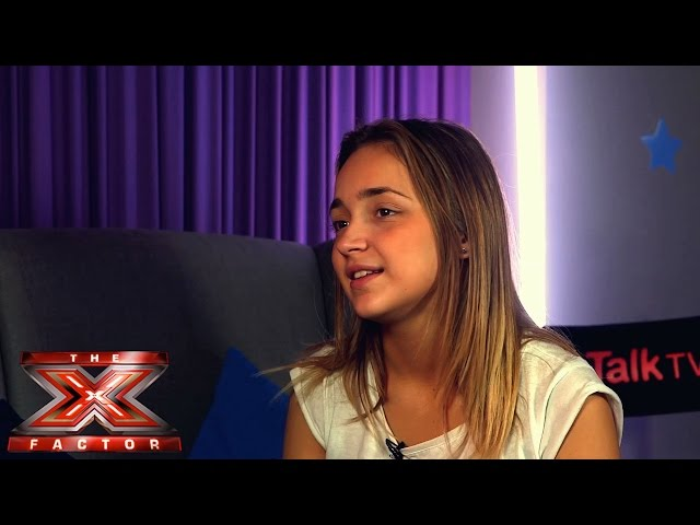 Backstage with TalkTalkTV Lauren Platt Q&A | The X Factor UK 2014