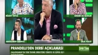 Bülent Yavuz bir spor programında  Kıbrıs Barış Harekatı'nda yaşadıklarını anlattı