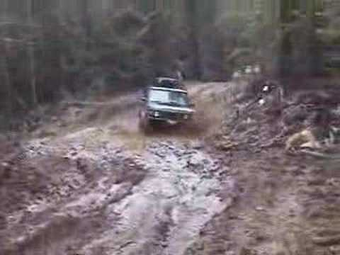 Range Rover Vs Land Rover >> Range Rover Classic Iltis Off Road Canada - YouTube