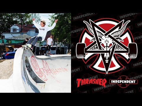 INDEPENDENT x THRASHER Collection | Independent Truck Co. & Thrasher Magazine