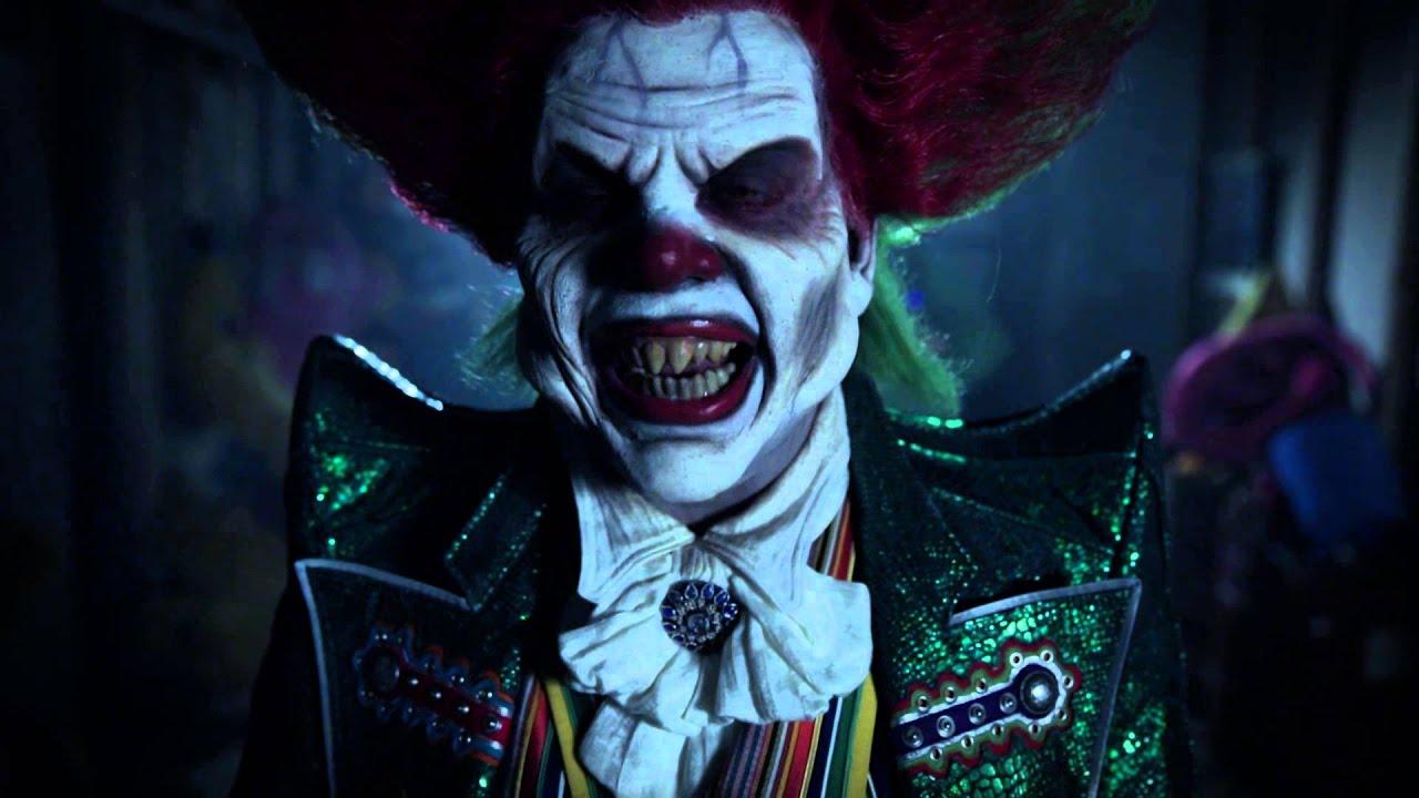 Boodschap voor Themepark.nl van Eddie de Clown - YouTube
