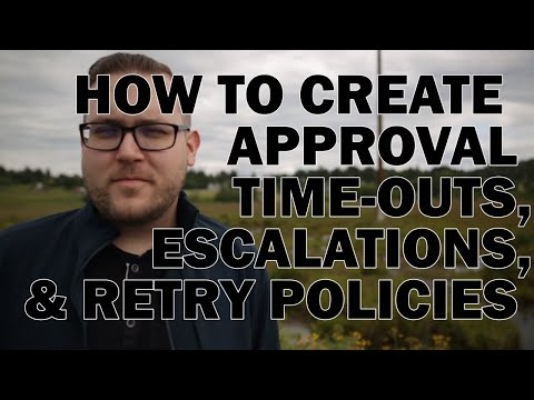 Microsoft Power Automate Approval Time Outs & Escalations