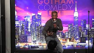 UB Thomas @ Gotham Comedy Club NYC March 26th 2018