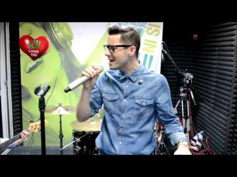 Adrian Sina - Angel (Live la Radio ZU)