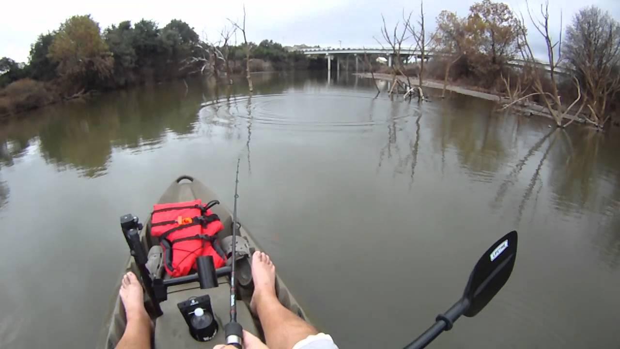 Beginning Kayak Fishing  Drop Shot Fishing
