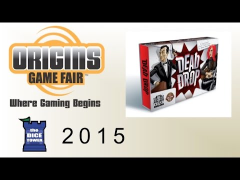 Origins Summer Preview: Dead Drop