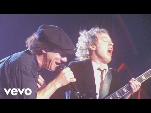 AC/DC - Girls Got Rhythm (Live @ Plaza De Toros, 1996)