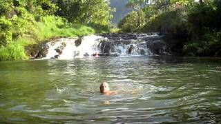 Kauai - The Waterfall