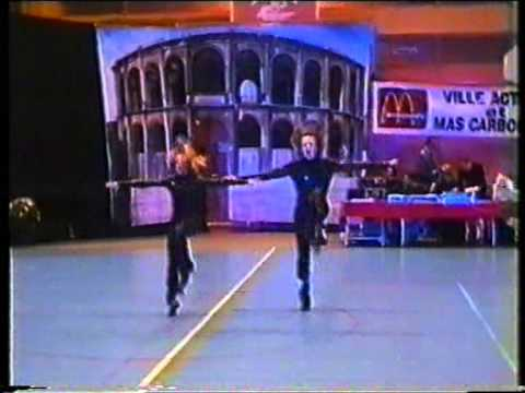 Nina Mesanovic & Senad Softic - World Cup 2004