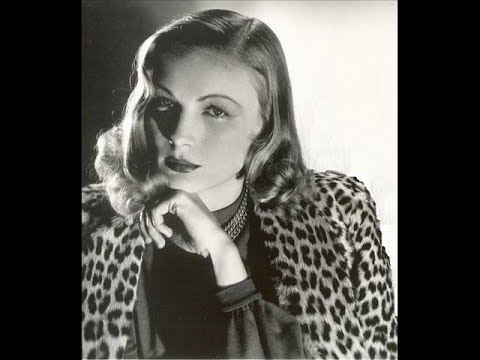 Gene Austin - When I'm With You - 1936 Veronica Lake Tribute