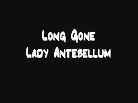 Long Gone Lady Antebellum W Lyrics + Ringtone Download video