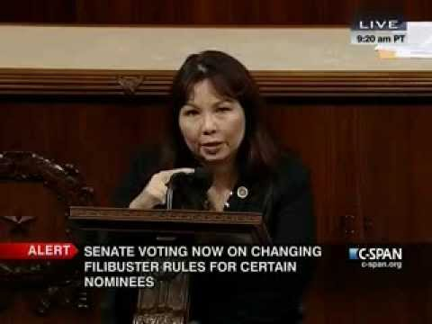 Rep. Duckworth Speaks in Support of US Aid to the Philippines