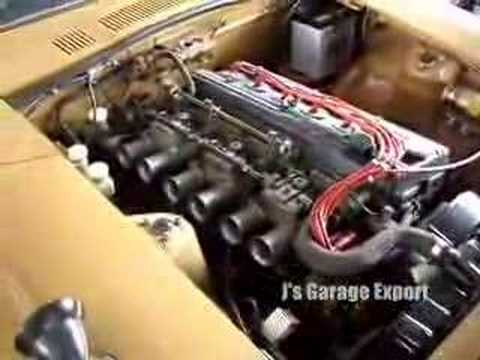 Nissanseater on S30 Nissan Fairlady Z Z432 Engine Sounds