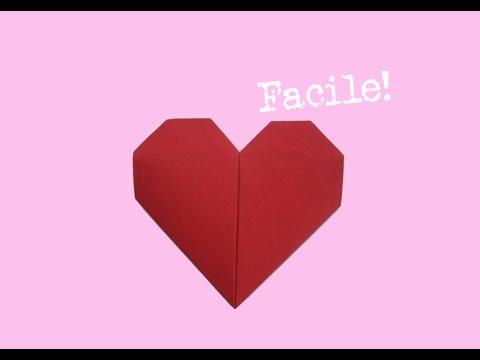 Origami boite en c ur tuto page 1 10 all - Comment fair un coeur ...