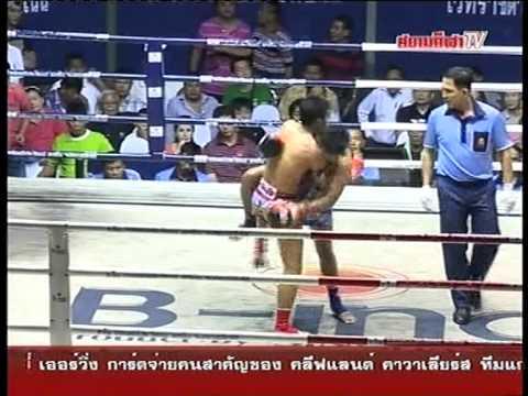 Prajanchai Por Petnamtong vs Dang Sor Ploenchit 21st February 2013
