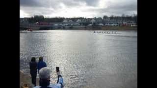University of Aberdeen Boat Race 2013