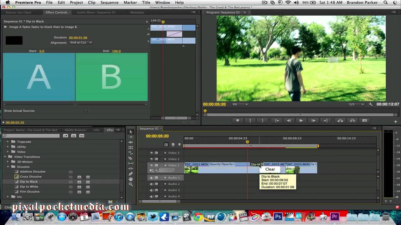 Adobe Premiere Pro CS6 Tutorial: Basics For Beginners