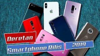 6 Smartphone Yang Rilis 2019