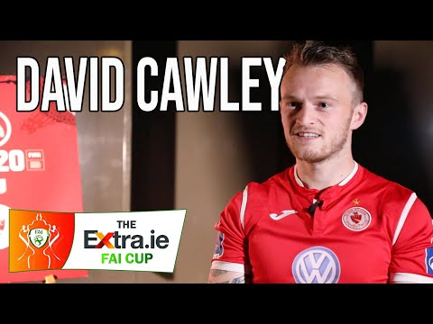 INTERVIEW | Sligo Rovers' David Cawley looks to add to FAI Cup collection