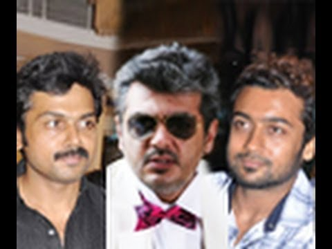 Surya and Karthi gets involved in Mankatha