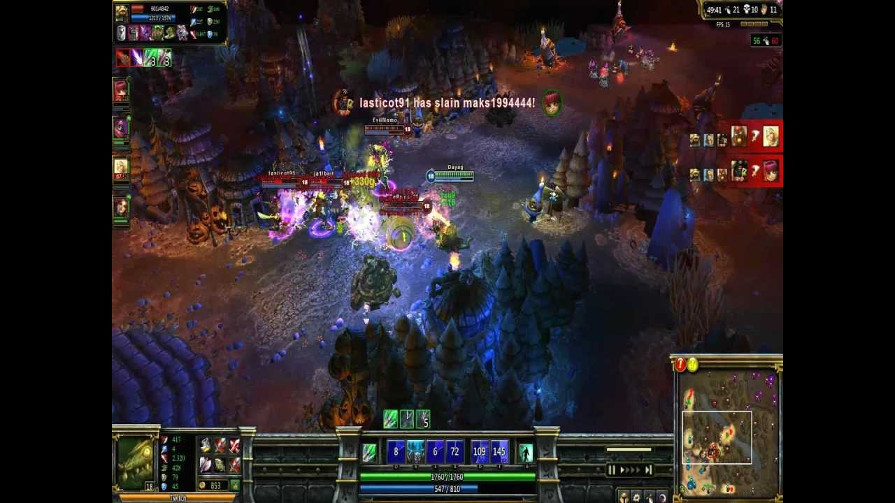 LOL-Kingpin Twitch PENTAKILL - YouTube