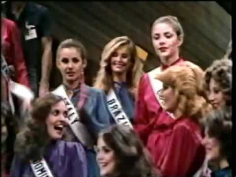 Miss Universe 1981 - Top 12 Semifinalists