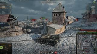 T57 Heavy Tank, Зимний Химмельсдорф, Встречный бо