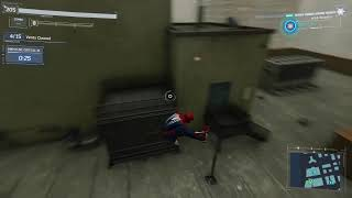 Marvel's Spider-Man on PS4pro