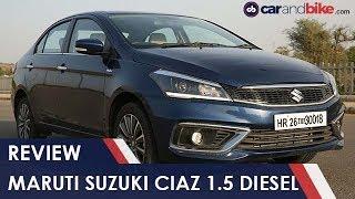 Maruti Suzuki Ciaz DDiS 225: 1.5 Diesel Driven! | NDTV carandbike