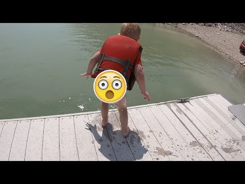 Taking a 3 yr old Nudist Fishing in the Deserts of Utah - (WT Part 8) thumbnail