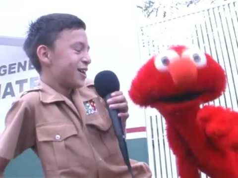 Elmo Vil 2 video