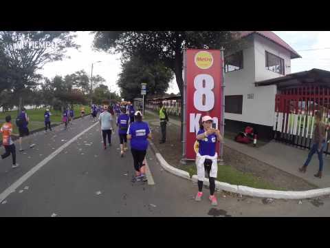 En los ojos de la Media Maratón de Bogotá
