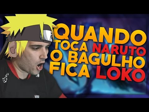 QUANDO TOCA NARUTO O BAGULHO FICA LOKO (BRTT e DIOUD) - Rexpeita a Stream #66 thumbnail