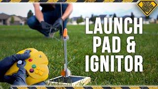 DIY Rocket Launch Pad and Ignitors
