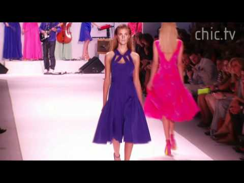 0 NANETTE LEPOURE   NEW YORK FASHION WEEK TRENDS   WAIST   SPRING 2012