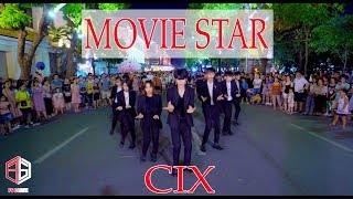 "[ KPOP IN PUBLIC ]  CIX (씨아이엑스) - "" Movie Star "" Dance Cover ( 10 Members ) || FGDance from Vietnam"