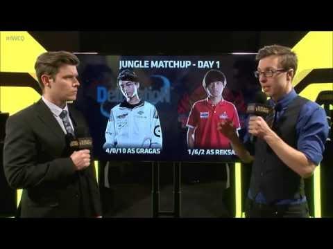 Dark Passage vs The Chiefs post-match analysis   Day 2 Game 5 IWCT Turkey 2015