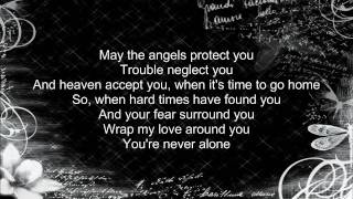 Lady Antebellum Video - Lady Antebellum - Never Alone - Lyrics