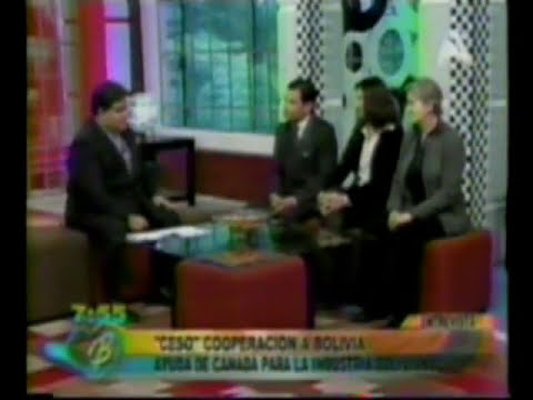 CESO l SACO Webcast   Bolivia and Honduras