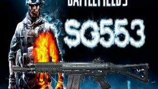 Battlefield 3_ Beast Weapons Ep .1 SG553