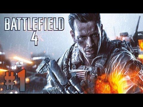 Battlefield 4 - Walkthrough - Part 1 - Baku (PC) [HD]