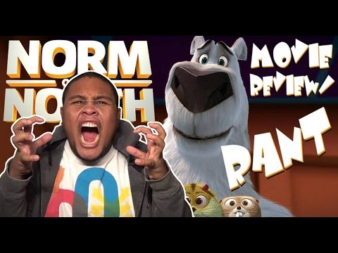 Norm of the North Movie Review/Rant