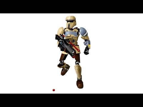 LEGO STAR WARS ROGUE ONE 2017 SETS