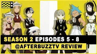 Soul Eater Season 2 Episode 5 - 8 Review & After Show