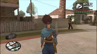 Gta League Of Legends Mod Yasuo Skin