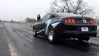 2014 Super Cobra Jet first track day